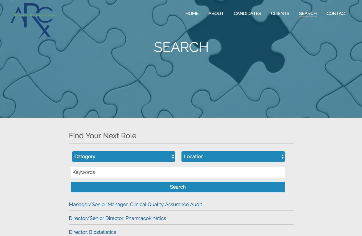 ARC Search